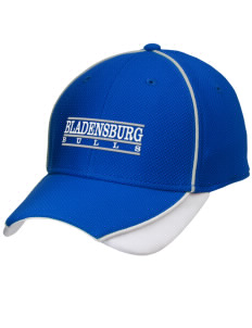 Bladensburg Elementary School Bulls Embroidered New Era Contrast Piped Performance Cap