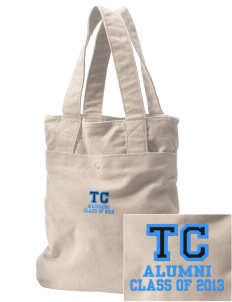 Thornton Creek None Embroidered Alternative The Berkeley Tote