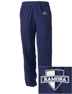 Ramona Elementary School Mustangs Embroidered Holloway Men's Flash Warmup Pants