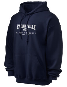 Yadkinville Elementary School Hornets Ultra Blend 50/50 Hooded Sweatshirt