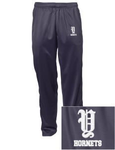 Yadkinville Elementary School Hornets Embroidered Men's Tricot Track Pants