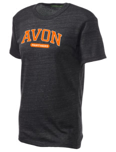 Avon Middle High School Panthers Alternative Unisex Eco Heather T-Shirt