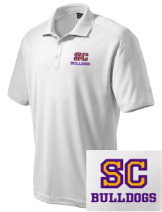 Southwest Community Campus Bulldogs Embroidered Nike Men's Dri-Fit Classic Polo