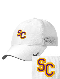 Southwest Community Campus Bulldogs Embroidered Nike Golf Mesh Back Cap