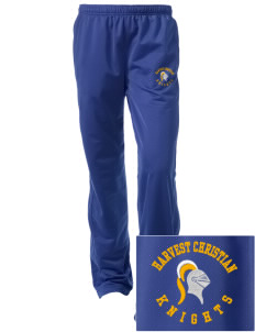 Harvest Christian Academy Knights Embroidered Women's Tricot Track Pants