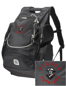 Pierce Middle School Patriots  Embroidered OGIO Bounty Hunter Backpack