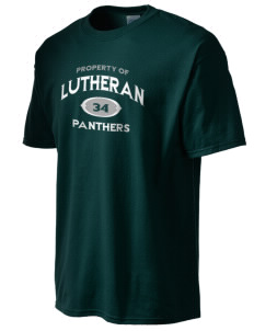 Lutheran High School Panthers Men's Essential T-Shirt