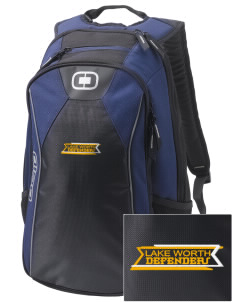 Lake Worth Christian School Defenders Embroidered OGIO Marshall Backpack