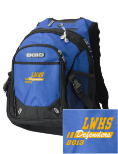 Lake Worth Christian School Defenders Embroidered OGIO Fugitive Backpack