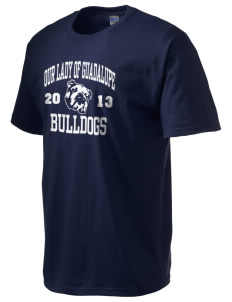 Our Lady Of Guadalupe School Bulldogs Ultra Cotton T-Shirt
