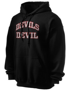 Devils Devil Ultra Blend 50/50 Hooded Sweatshirt