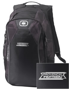 Provencal Elementary School Panthers Embroidered OGIO Marshall Backpack