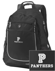 Provencal Elementary School Panthers Embroidered OGIO Carbon Backpack