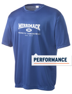 Merrimack High School Tomahawks Men's Competitor Performance T-Shirt