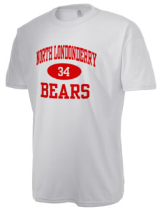 North Londonderry Elementary School Bears  Russell Men's NuBlend T-Shirt