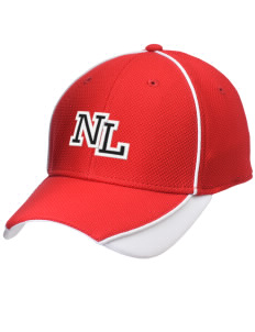North Londonderry Elementary School Bears Embroidered New Era Contrast Piped Performance Cap