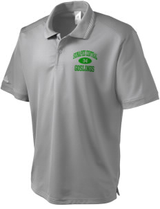Sunapee Central Elementary School Goslings adidas Men's ClimaLite Athletic Polo