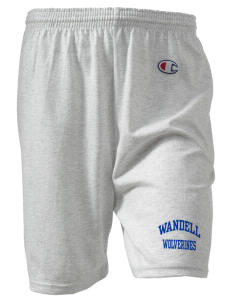 "Wandell Elementary School Wallabees  Champion Women's Gym Shorts, 6"" Inseam"