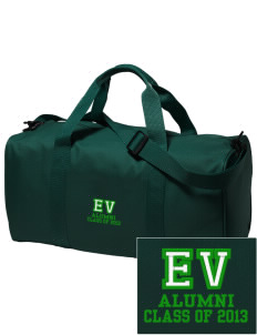 Eagle Valley Elementary School Eagles Embroidered Holloway Duffel Bag