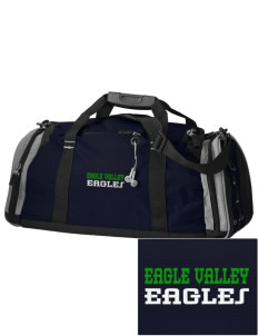 Eagle Valley Elementary School Eagles Embroidered OGIO All Terrain Duffel