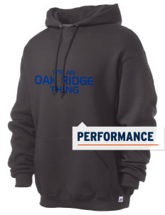 Oak Ridge none Russell Men's Dri-Power Hooded Sweatshirt