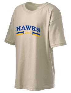 William R. Satz School Hawks Kid's 6.1 oz Ultra Cotton T-Shirt