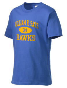 William R. Satz School Hawks Kid's Essential T-Shirt