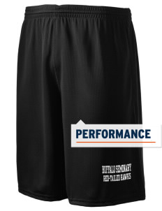 "Buffalo Seminary Red-Tailed Hawks Holloway Men's Speed Shorts, 9"" Inseam"