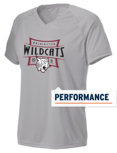 Washington Elementary School Wildcats Holloway Women's Zoom Performance T-Shirt