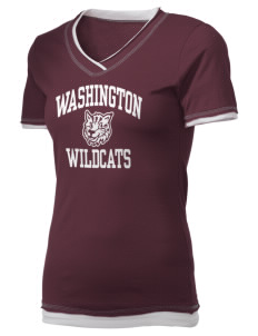 Washington Elementary School Wildcats Holloway Women's Dream T-Shirt