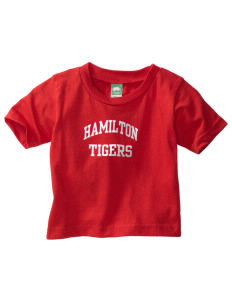 Hamilton Primary School Tigers Toddler T-Shirt