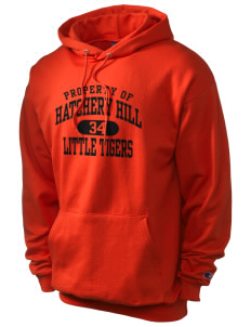 Hatchery Hill Elementary School Little Tigers Champion Men's Hooded Sweatshirt