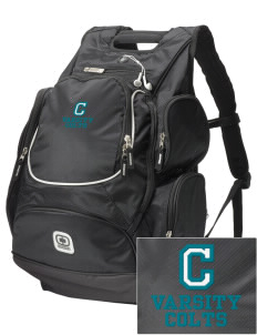 Conlee Elementary School Colts  Embroidered OGIO Bounty Hunter Backpack