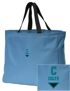 Conlee Elementary School Colts Embroidered Essential Tote