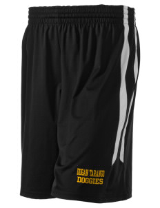 "Dugan Tarango Middle School Doggies Holloway Women's Pinelands Short, 8"" Inseam"