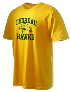 Thoreau High School Hawks Ultra Cotton T-Shirt