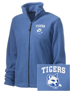 Thomas K Beecher Elementary School Tigers Embroidered Women's Wintercept Fleece Full-Zip Jacket