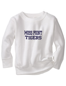 Moss Point High School Tigers Toddler Crewneck Sweatshirt