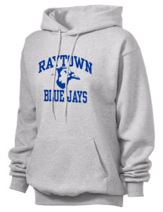 Raytown Middle School Blue Jays Unisex Hooded Sweatshirt
