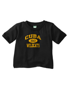 Cuba Middle School Wildcats Toddler T-Shirt