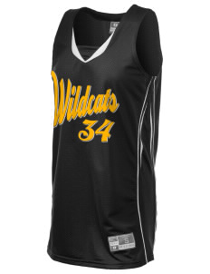 Cuba Middle School Wildcats Holloway Women's Piketon Jersey
