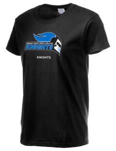 Mount Saint Mary College Knights Women's 6.1 oz Ultra Cotton T-Shirt