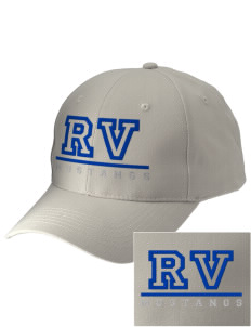 Ruby Valley Elementary School Mustangs Embroidered Low-Profile Cap