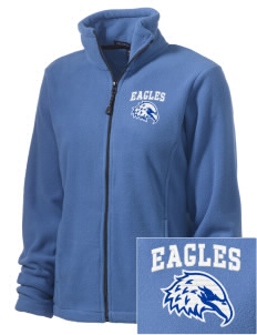 PS 1 Tottenville Eagles Embroidered Women's Wintercept Fleece Full-Zip Jacket