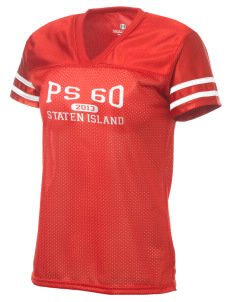PS 60 Staten Island Holloway Women's Fame Replica Jersey