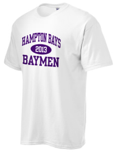 Hampton Bays Secondary School Baymen Ultra Cotton T-Shirt
