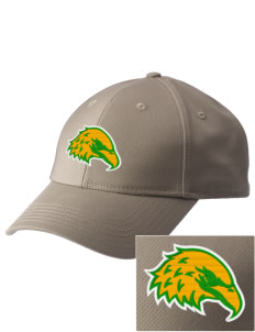 Cedar Hill Elementary School Eagles  Embroidered New Era Adjustable Structured Cap