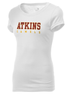 Atkins Middle School Camels Holloway Women's Groove T-Shirt