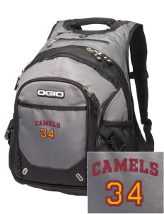Atkins Middle School Camels Embroidered OGIO Fugitive Backpack