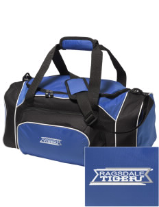 Ragsdale High School Tigers Embroidered Holloway Duffel Bag
